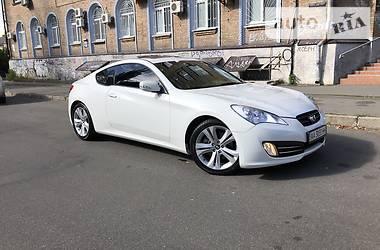 Купе Hyundai Genesis Coupe 2011 в Киеве