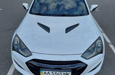 Купе Hyundai Genesis Coupe 2012 в Киеве
