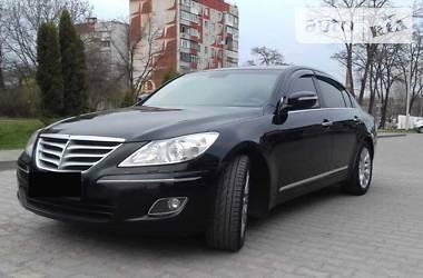 Седан Hyundai Genesis 2008 в Черновцах