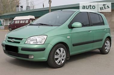 Hyundai Getz 2004 в Николаеве