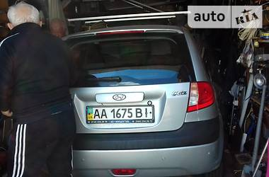 Hyundai Getz 2006 в Киеве
