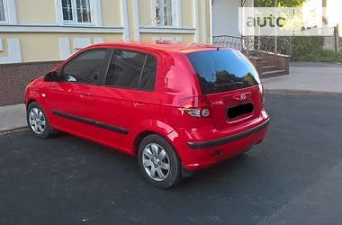 Hyundai Getz 2002 в Киеве