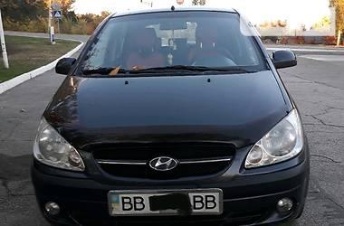 Hyundai Getz 2007 в Луганске