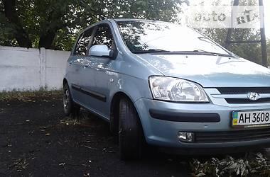 Hyundai Getz 2005 в Донецке