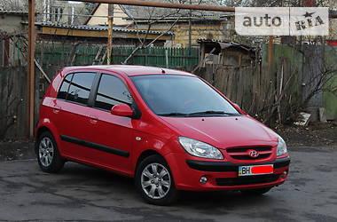 Hyundai Getz 2007 в Одессе