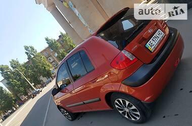 Hyundai Getz 2007 в Кривом Роге