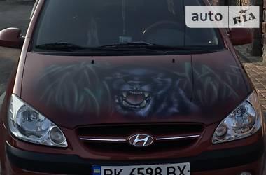 Hyundai Getz 2008 в Ровно