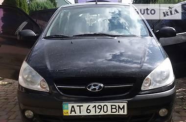 Hyundai Getz 2005 в Богородчанах