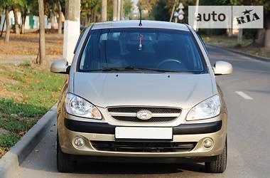 Hyundai Getz 2006 в Мариуполе