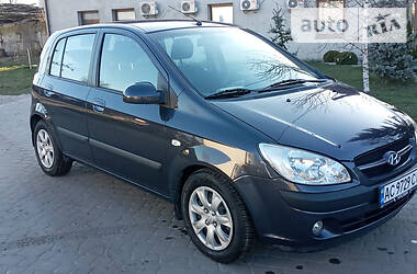Hyundai Getz 2006 в Владимир-Волынском