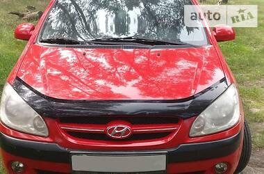 Hyundai Getz 2006 в Сумах