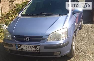 Hyundai Getz 2005 в Кривом Роге