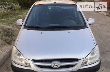 Hyundai Getz 2006 в Запоріжжі