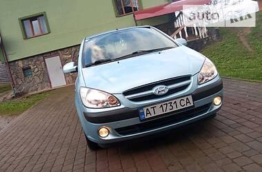 Hyundai Getz 2007 в Коломые