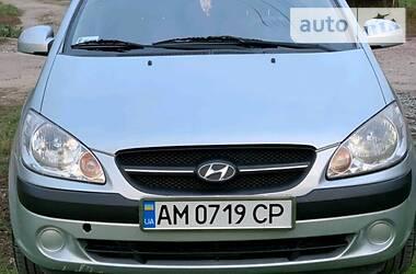 Hyundai Getz 2009 в Коростышеве