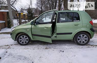 Hyundai Getz 2006 в Ровно