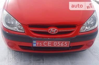 Hyundai Getz 2008 в Запоріжжі