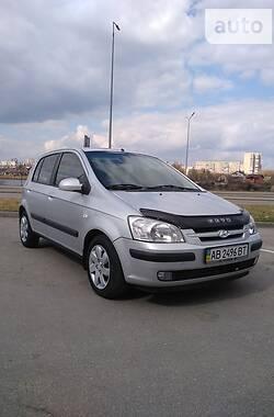 Hyundai Getz 2005 в Виннице