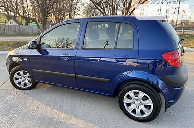 Hyundai Getz 2008 в Виннице
