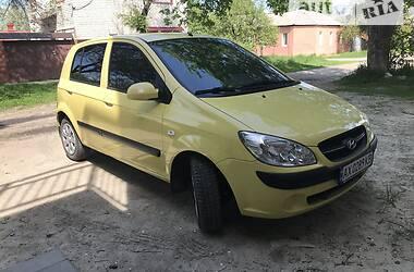 Hyundai Getz 2010 в Харькове
