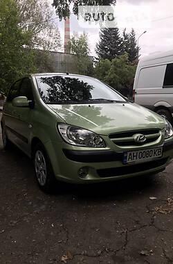 Хэтчбек Hyundai Getz 2006 в Мариуполе