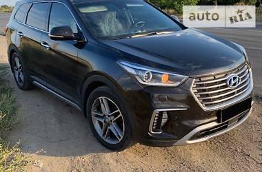 Hyundai Grand Santa Fe 2017 в Вознесенске
