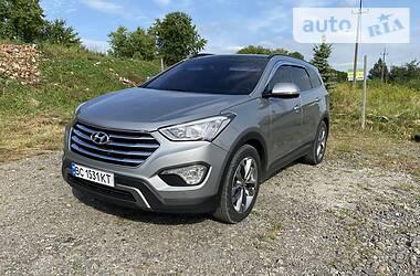 Hyundai Grand Santa Fe 2014 в Львове