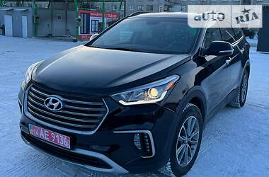 Hyundai Grand Santa Fe 2017 в Сокале