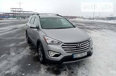 Hyundai Grand Santa Fe 2014 в Киеве