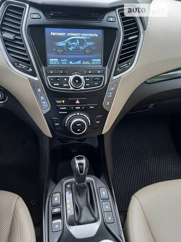 Hyundai Grand Santa Fe OFFICIAL AUTO TOP  2015
