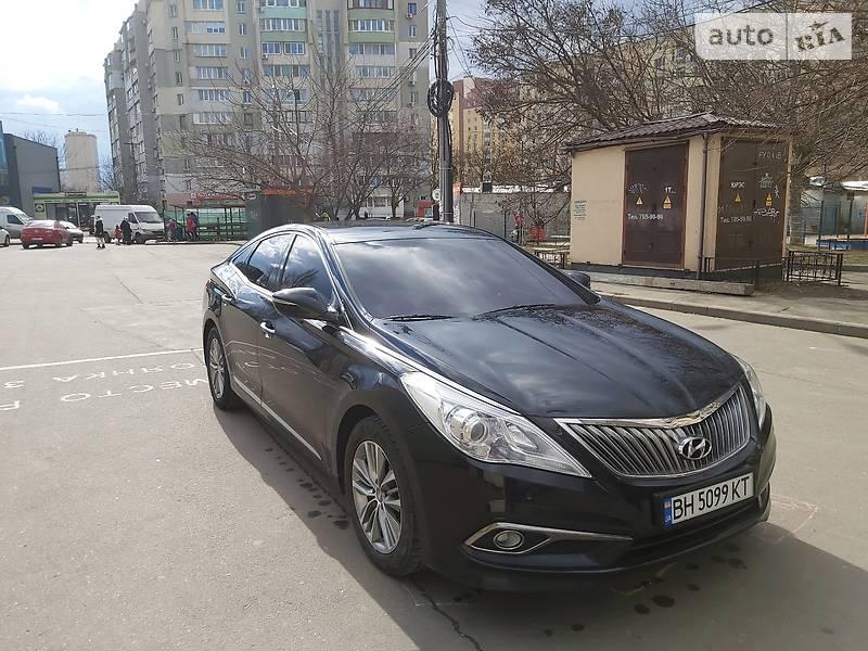 Седан Hyundai Grandeur 2016 в Одесі