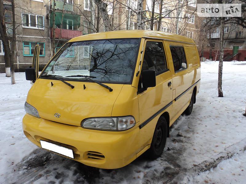Hyundai H 100 груз. 1999 в Краматорске