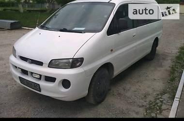 Hyundai H 100 груз. 1998 в Ивано-Франковске