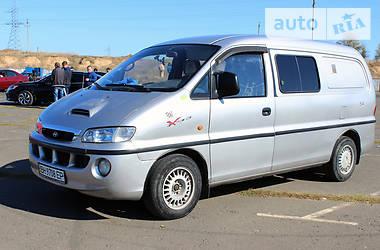 Hyundai H 200 груз.-пасс. 2002 в Одессе