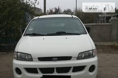 Hyundai H 200 груз.-пасс. 1998 в Херсоне