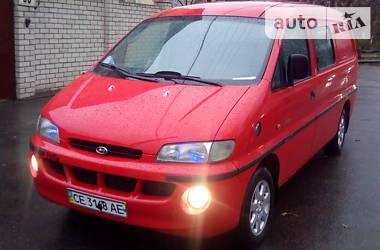 Hyundai H 200 груз.-пасс. 1998 в Заставной