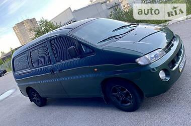 Hyundai H 200 груз.-пасс. 1998 в Львове