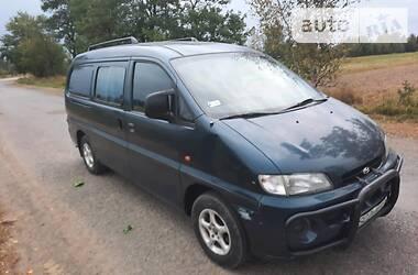 Hyundai H 200 груз.-пасс. 2000 в Ивано-Франковске