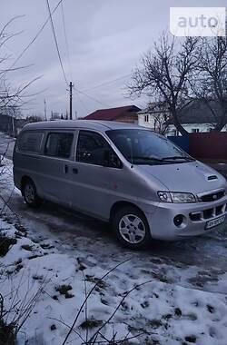 Минивэн Hyundai H 200 груз.-пасс. 2004 в Житомире