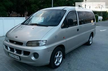 Hyundai H 200 пасс. 2000 в Черновцах