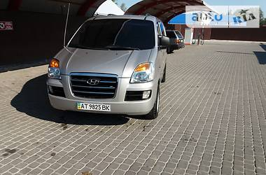Hyundai H1 груз. 2006 в Ивано-Франковске