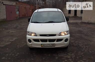 Hyundai H1 груз. 1999 в Константиновке