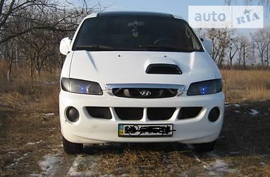 Hyundai H1 пасс. 2002 в Житомире