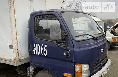 Рефрижератор Hyundai HD 65 2005 в Запорожье