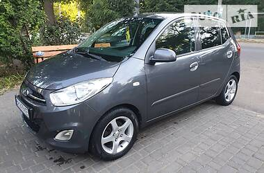Hyundai i10 2012 в Одессе