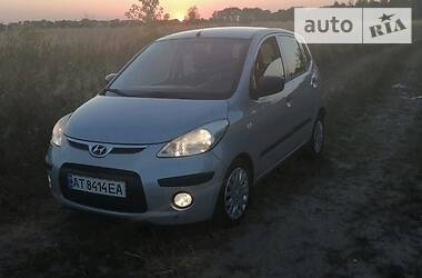 Hyundai i10 2009 в Бородянке