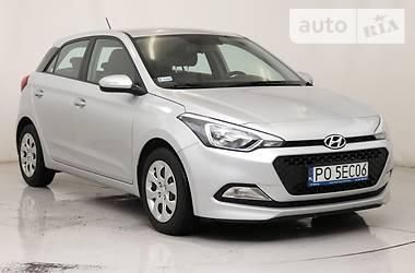 Hyundai i20 2017 в Львове