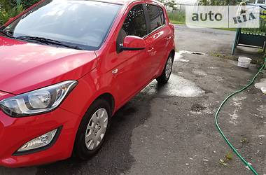 Hyundai i20 2012 в Львове