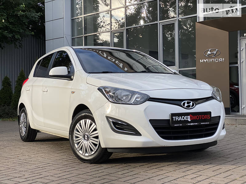 Hyundai i20 2013 в Киеве