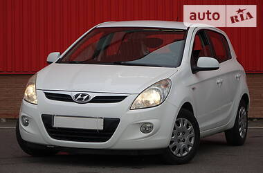 Hyundai i20 2008 в Одессе